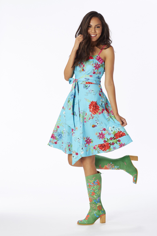 08d0cfe0843 Tøj med farver | Flotte farverige kjoler | Billige festkjoler ...
