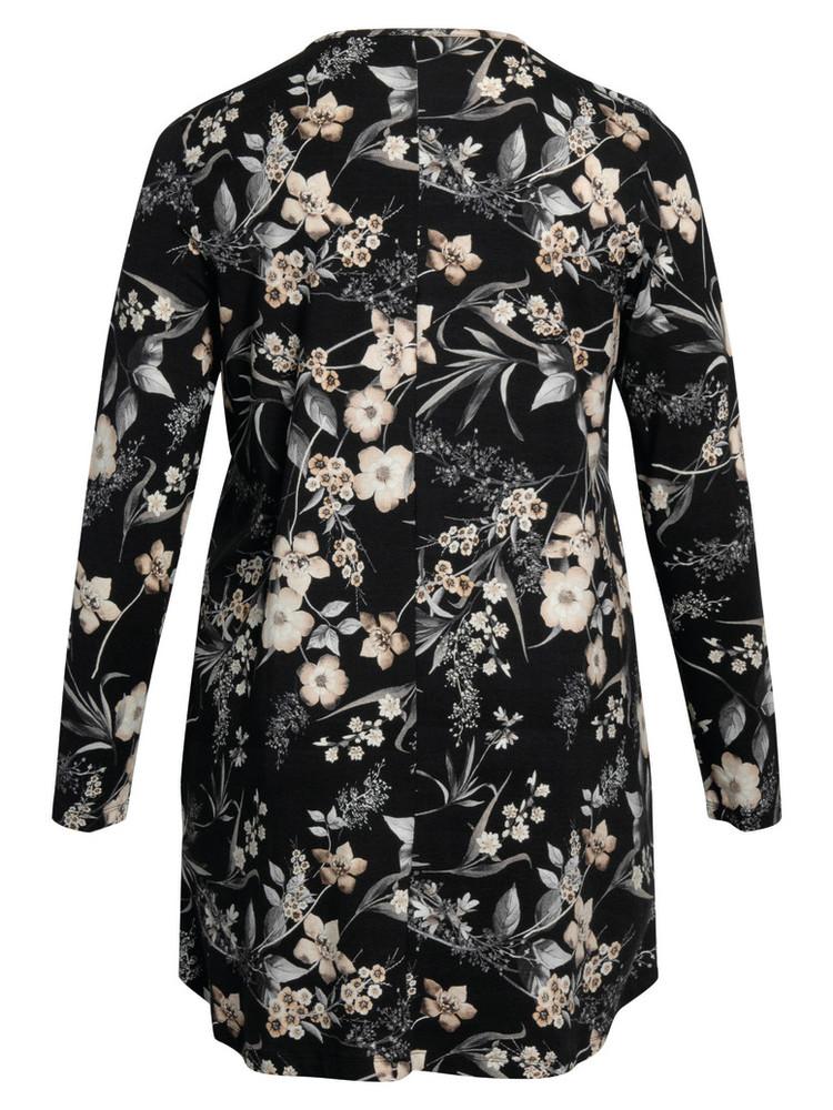 1278680cabdf Ciso jersey tunika - Smart tøj fra Ciso til moderne plus size piger