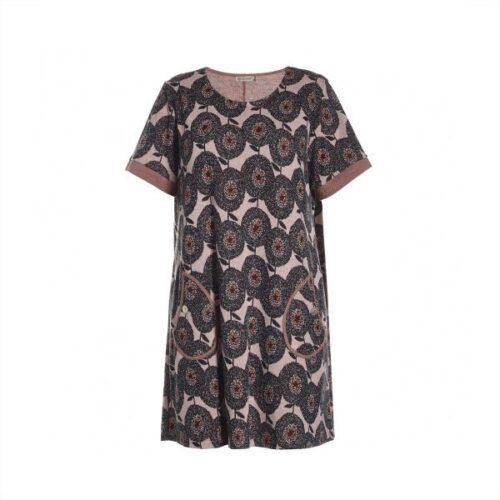 Gozzip kjole med lommer