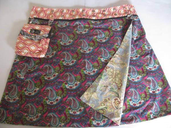 Vendbar nederdel til store piger