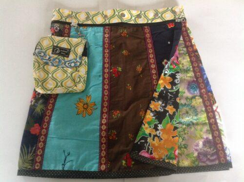 Zand nederdel i baner
