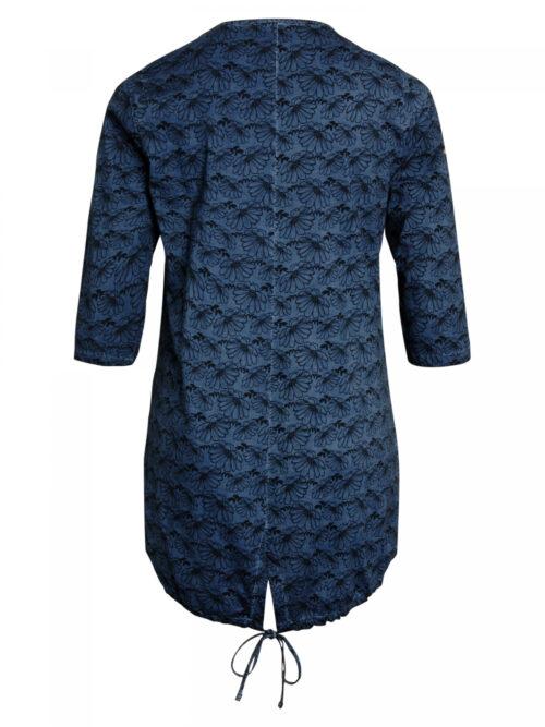 Ciso tunika vintage blue