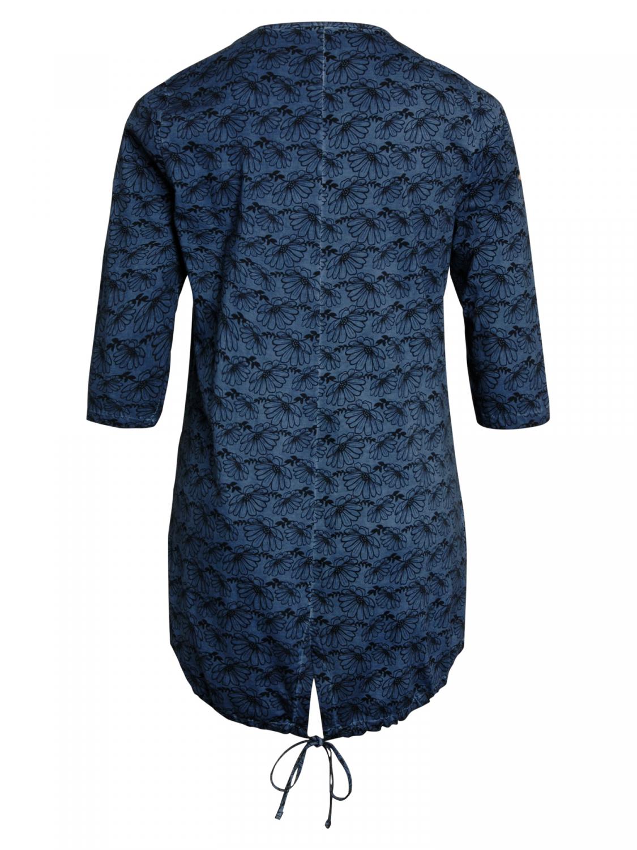 4ceb9ebcb7fc Ciso tunika vintage blue - Smart tøj fra Ciso