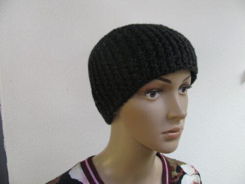 strikket pandebånd