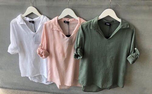 Define bomulds skjorte