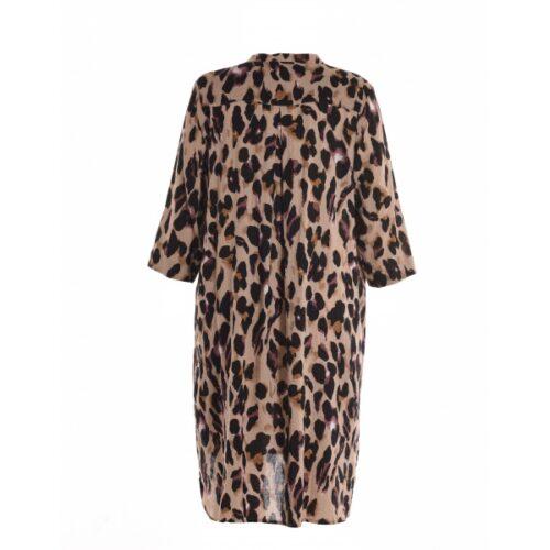 gozzip tunika leopard printed
