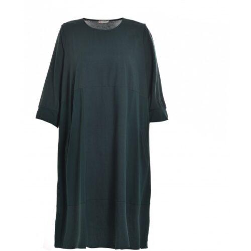 gozzip kjole grøn med hør