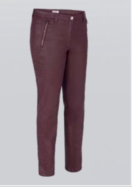 KjBrand bordeaux bukser