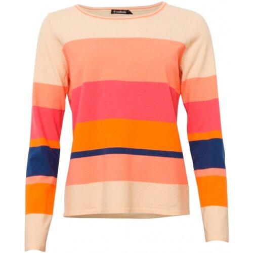 Soulmate pullover peach puree