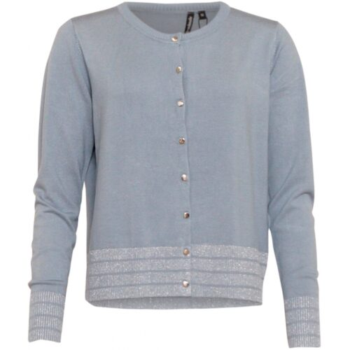 Soulmate cardigan light blue