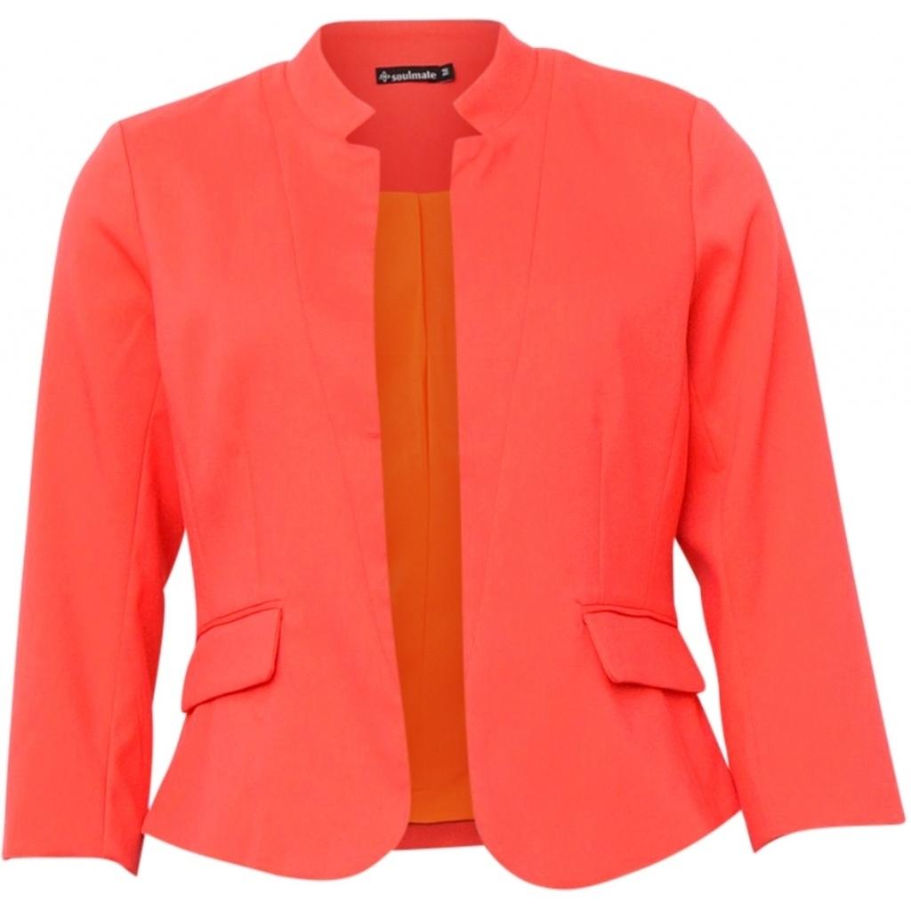 pink soulmate jakke