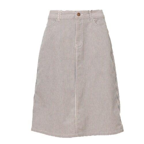 Stribet Soulmate nederdel