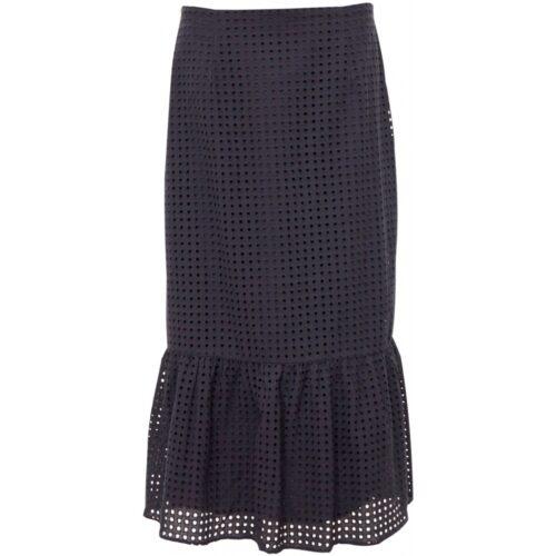Blå Soulmate nederdel