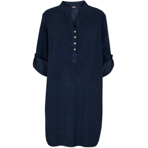 Lang Define skjorte blå