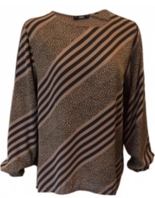 Drys tunika i mixed print