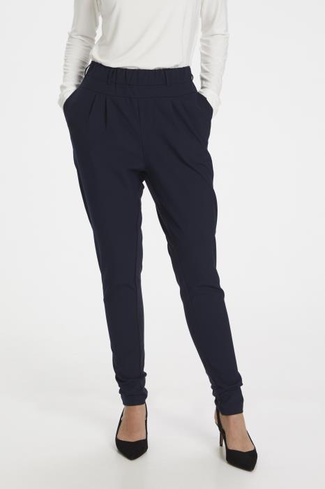 Kaffe Jillian bukser marine blå