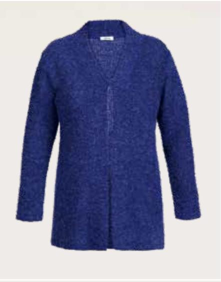 KjBrand blå dame jakke