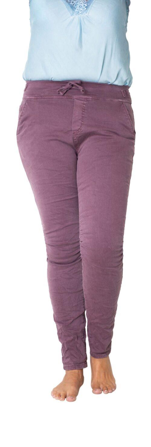 Janne K blommefarvede bukser