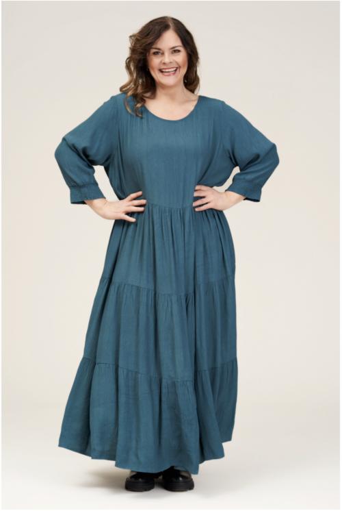 Gozzip lang elegant kjole